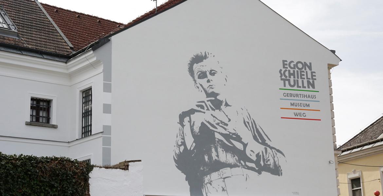 Bild Egon Schiele