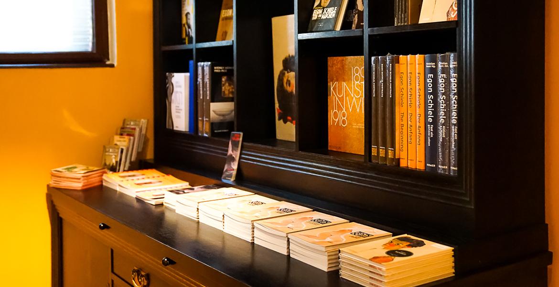 Shop Egon Schiele Museum