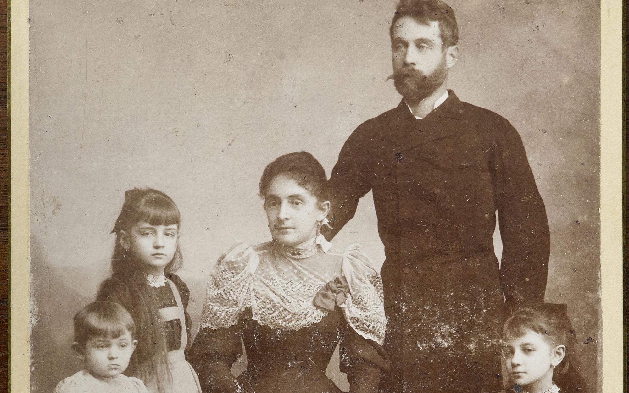 Familie von Egon Schiele