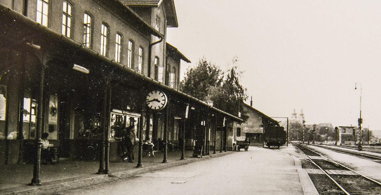 Station of Tulln